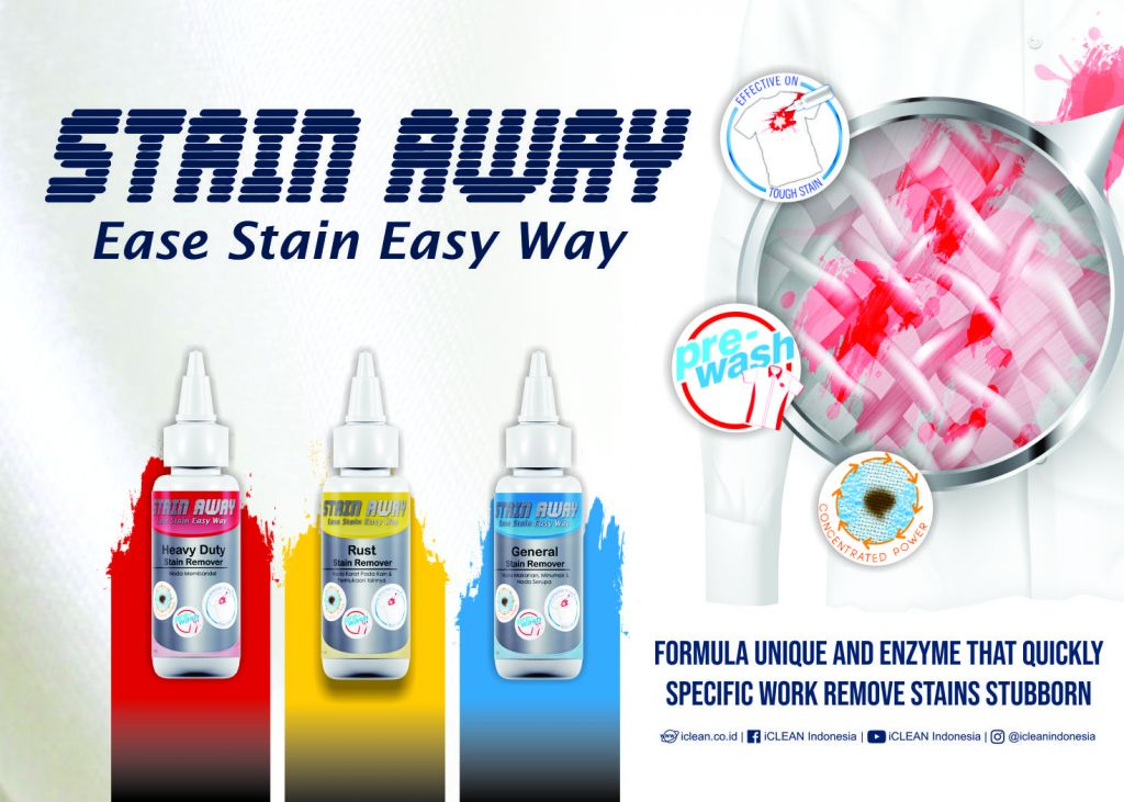 Stain Away Remover