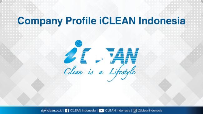 Company Profile iCLEAN Indonesia